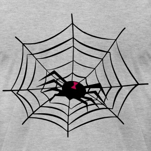 Spider T-Shirts - Men's T-Shirt by American Apparel