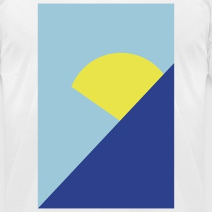 Relax - Rise and Shine - Men's T-Shirt by American Apparel