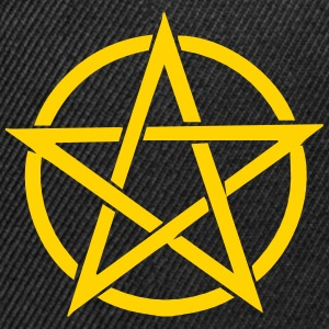 Pentagram Sportswear - Snap-back Baseball Cap