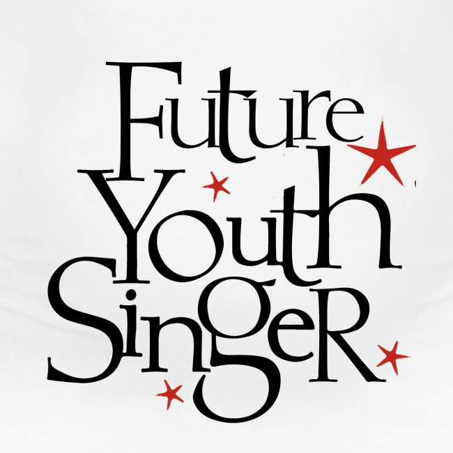 """Maternity """"Future Youth Singer"""" T-shirt"""