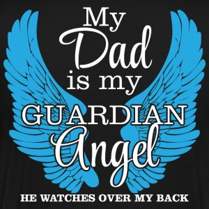 My Dad is my Guardian Angel - Men's Premium T-Shirt
