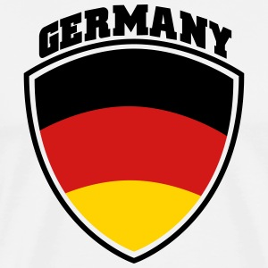 germany T-Shirts - Men's Premium T-Shirt