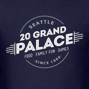 20 Grand Palace - Men's T-Shirt