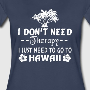 GO TO HAWAII - Women's Premium T-Shirt
