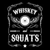 Whiskey and Squats T-Shirts - Men's Premium T-Shirt