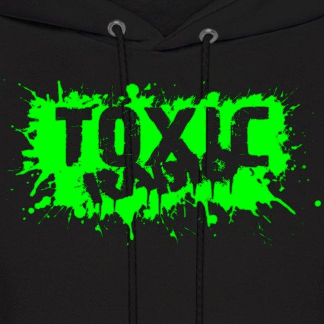 Toxic Splatter Hoodie