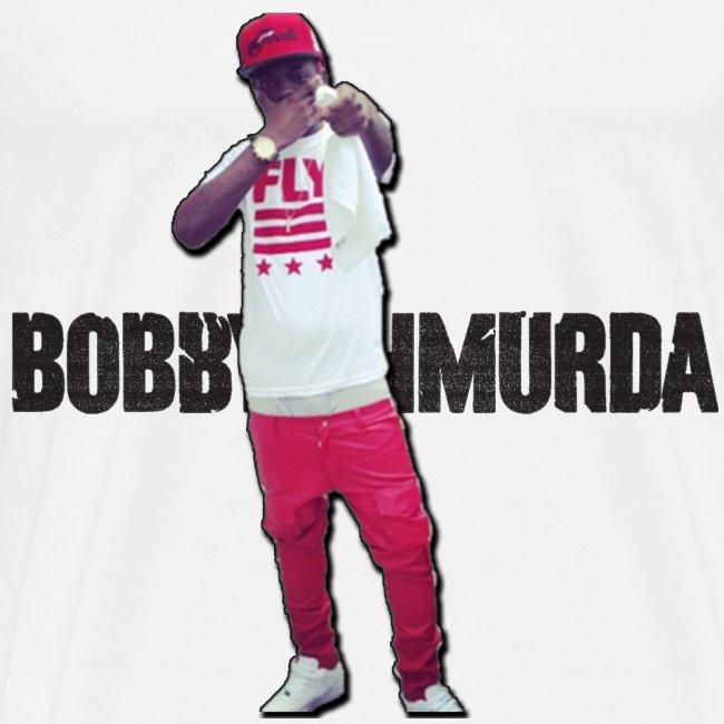 Bobby Shmurda Shirt   Men's Premium T-Shirt