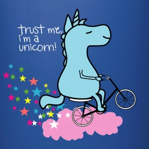 Trust Me I'm a UNICORN!  - Full Color Mug