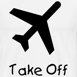 Taking Flights - Men's Premium T-Shirt