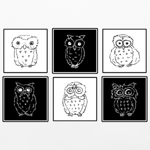Owl Chess Other - Pillowcase