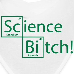 SCIENCE, BITCH! Caps - Bandana