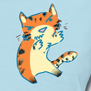 Cartoony Tiger - Women's T-Shirt