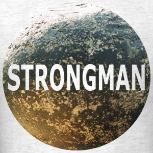 Strongman T-Shirts - Men's T-Shirt