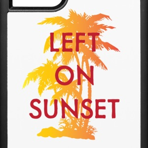 Left on Sunset Accessories - iPhone 6/6s Rubber Case