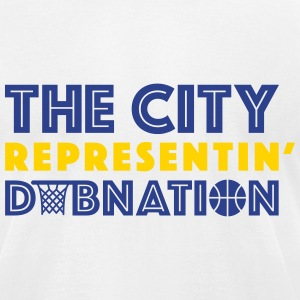 The City DubNation Fan T-Shirts - Men's T-Shirt by American Apparel