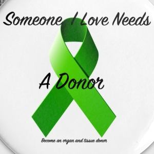 Donor Awareness Button - Small Buttons