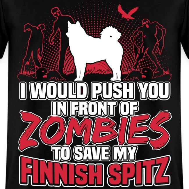 Men's Gildan T-Shirt Zombies