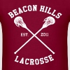 Stiles Stilinski Lacrosse Shirt - TEEN WOLF - Men's T-Shirt
