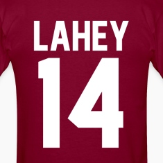 Isaac Lahey Lacrosse Shirt - TEEN WOLF