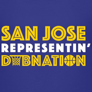 San Jose DubNation Fan Kids' Shirts - Kids' Premium T-Shirt