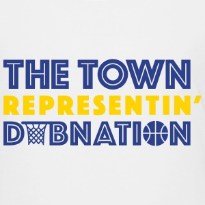 The Town DubNation Fan Kids' Shirts - Kids' Premium T-Shirt