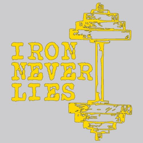 IronNeverLies