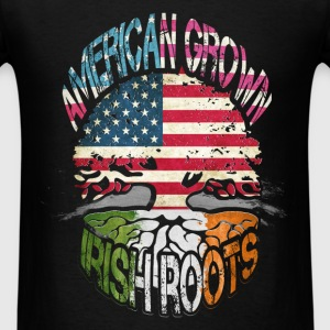 Heritage/Irish - Irish Roots - Men's T-Shirt