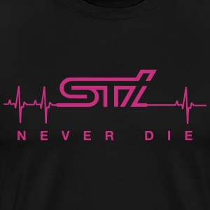 STi Never Die - Men's Premium T-Shirt
