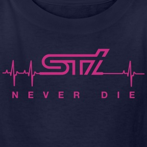 STi Never Die - Kids' T-Shirt