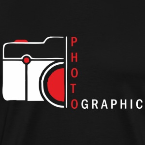 Photographic T-shirt - Men's Premium T-Shirt