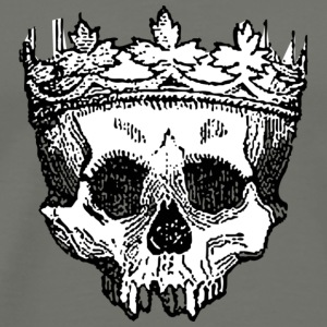 Dead King Crown - Men's Premium T-Shirt