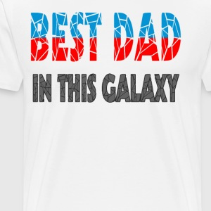Best Dad T-shirt T-Shirts - Men's Premium T-Shirt