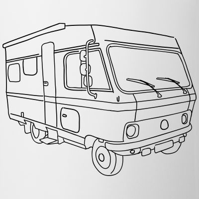 mobile home caravan