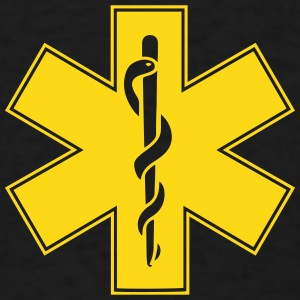 Star of Life T-Shirts - Men's T-Shirt