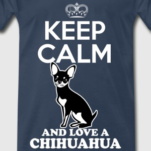 Chihuahua dog T-Shirts - Men's Premium T-Shirt