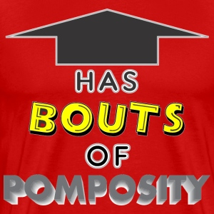Bouts of Pomposity - Men's Premium T-Shirt