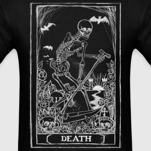 Death card T-Shirts - Men's T-Shirt