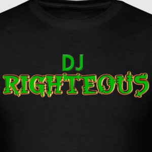 DJ Righteous Logo T-Shirts - Men's T-Shirt