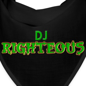 DJ Righteous Logo Caps - Bandana
