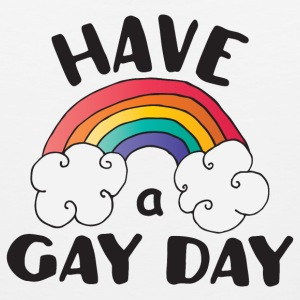 Have A Gay Day LGBT Pride Sportswear - Men's Premium Tank