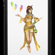 Design ~ Smite Nu Wa iPhone 6 Case