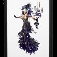 Design ~ Smite Nox iPhone 6 Case