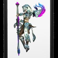 Design ~ Smite Nemesis iPhone 6 Case