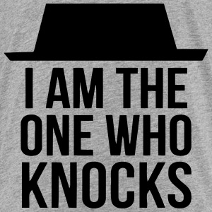 I AM THE ONE WHO KNOCKS! Baby & Toddler Shirts - Toddler Premium T-Shirt