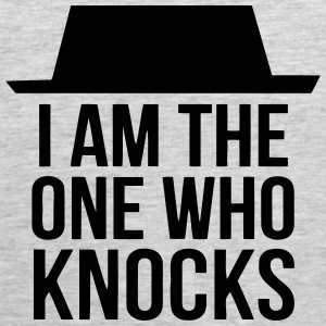 I AM THE ONE WHO KNOCKS! Sportswear - Men's Premium Tank