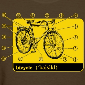 bicycle.png Women's T-Shirts - Women's T-Shirt