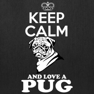 Pug dog Bags & backpacks - Tote Bag