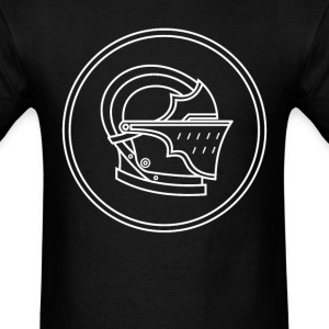 Soul Helmet - Men's T-Shirt