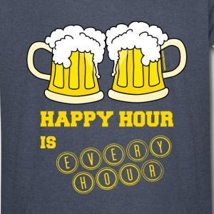 Happy Hour is Every Hour - Vintage Sport T-Shirt