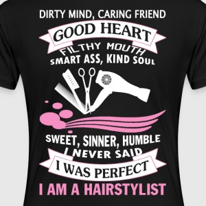 I AM A HAIRSTYLIST - Women's Premium T-Shirt